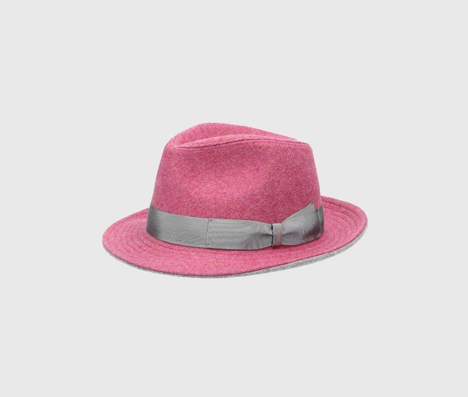 Medium-brimmed Hat