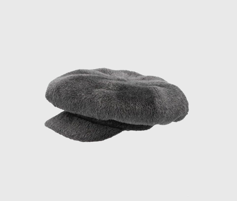 Eight-segments maxi hat
