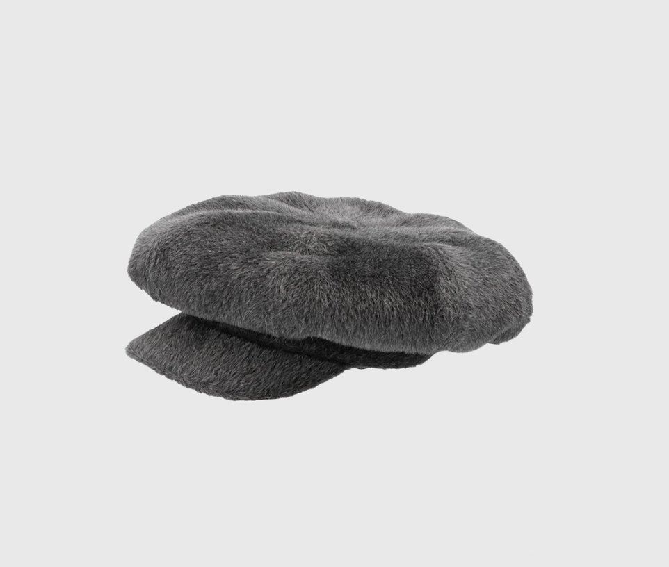 Eight-section maxi hat