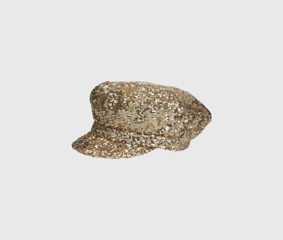 The Sequin SAILOR'S CAP