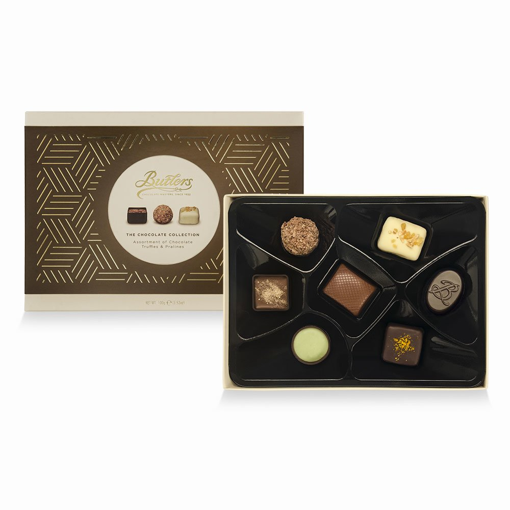 Small Chocolate Collection with 7 Chocolates