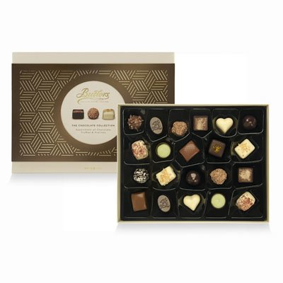 Large Chocolate Collection, with 21 Chocolates