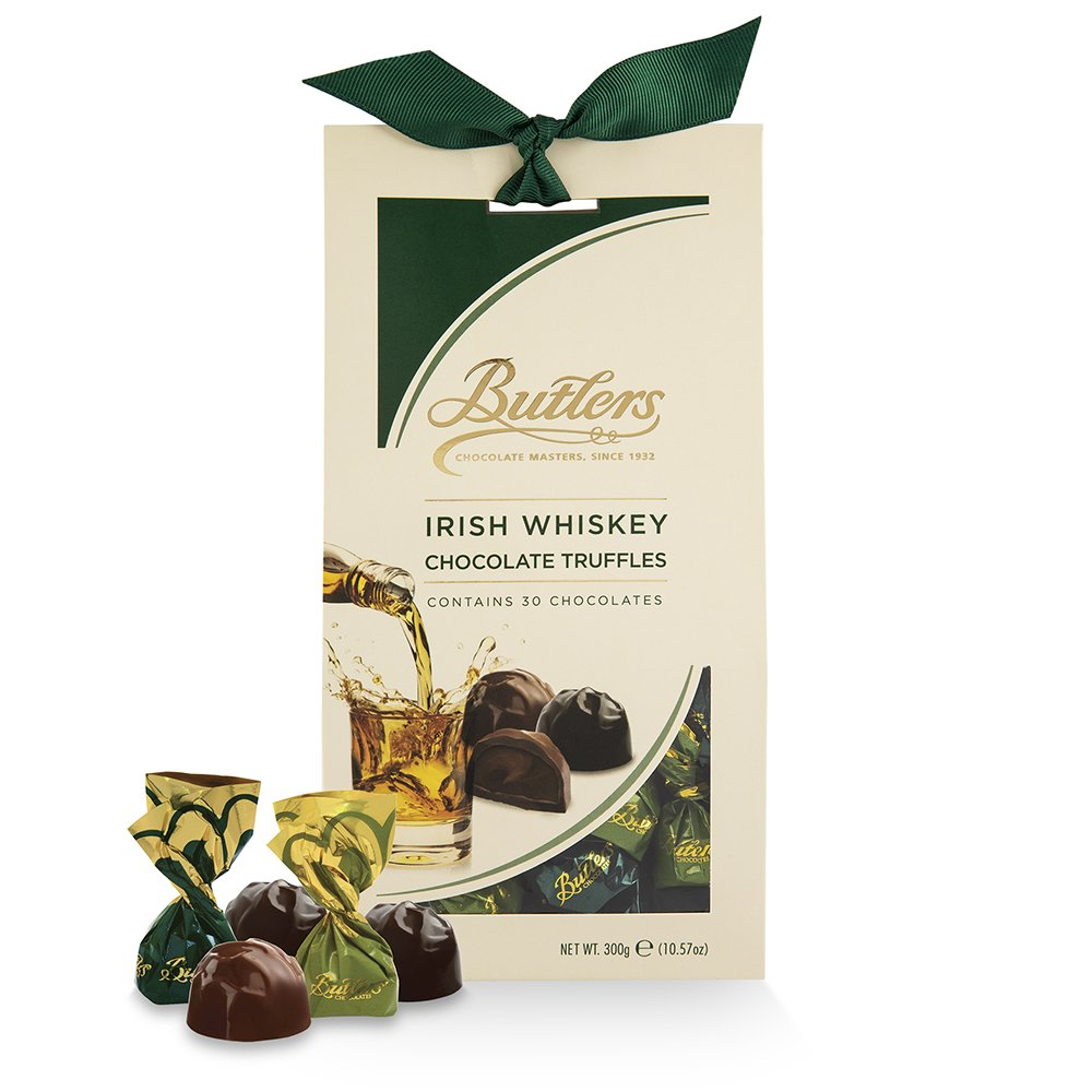 Irish Whiskey Chocolate Truffles