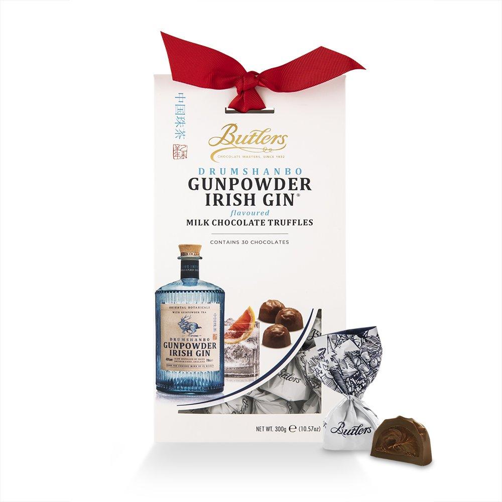 Drumshanbo Gunpowder Irish Gin® Chocolate Truffles