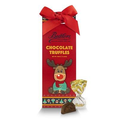 Butlers Reindeer Milk Chocolate Truffles