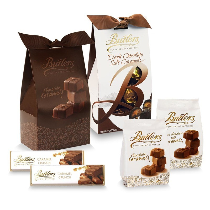 Butlers The Caramel Lovers Collection