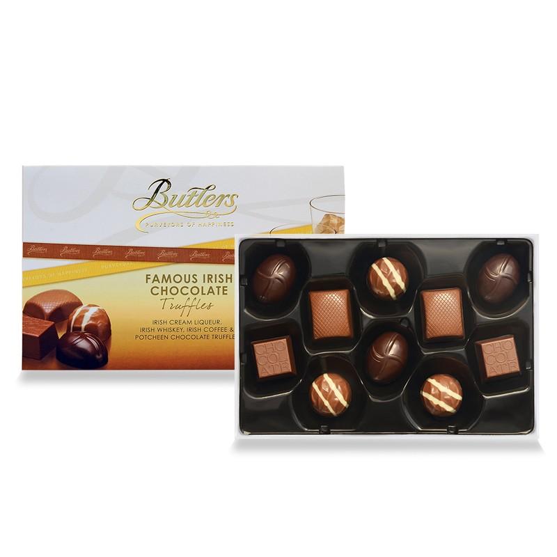 Famous Irish Chocolate Truffles