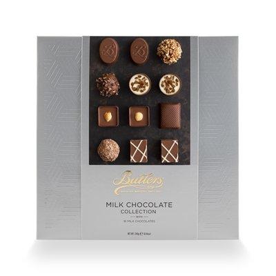 Milk Chocolate Café Chocolate Collection