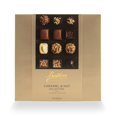 Caramel & Nut Café Chocolate Collection