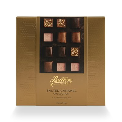 Salted Caramel Café Chocolate Collection