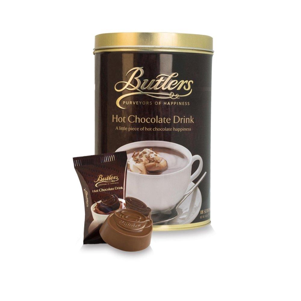 Hot Chocolate at Home Tin