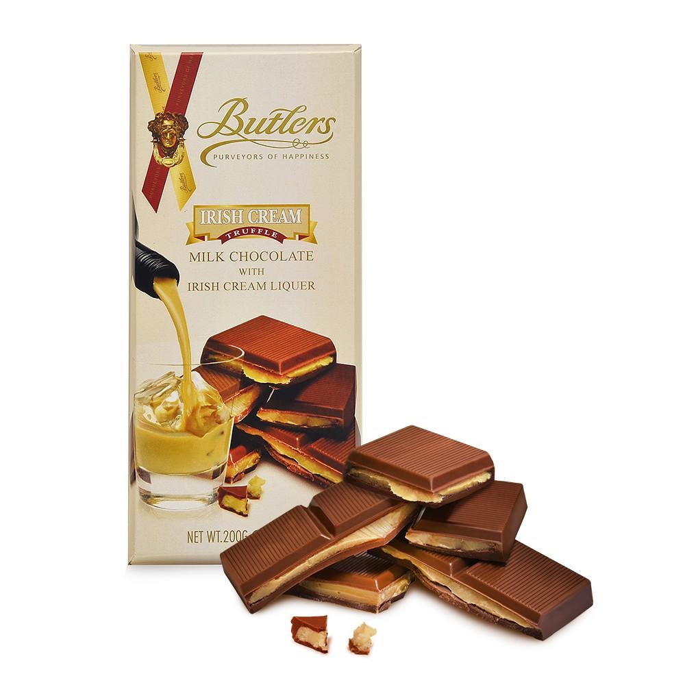 Butlers Irish Cream Liqueur Truffle Bar