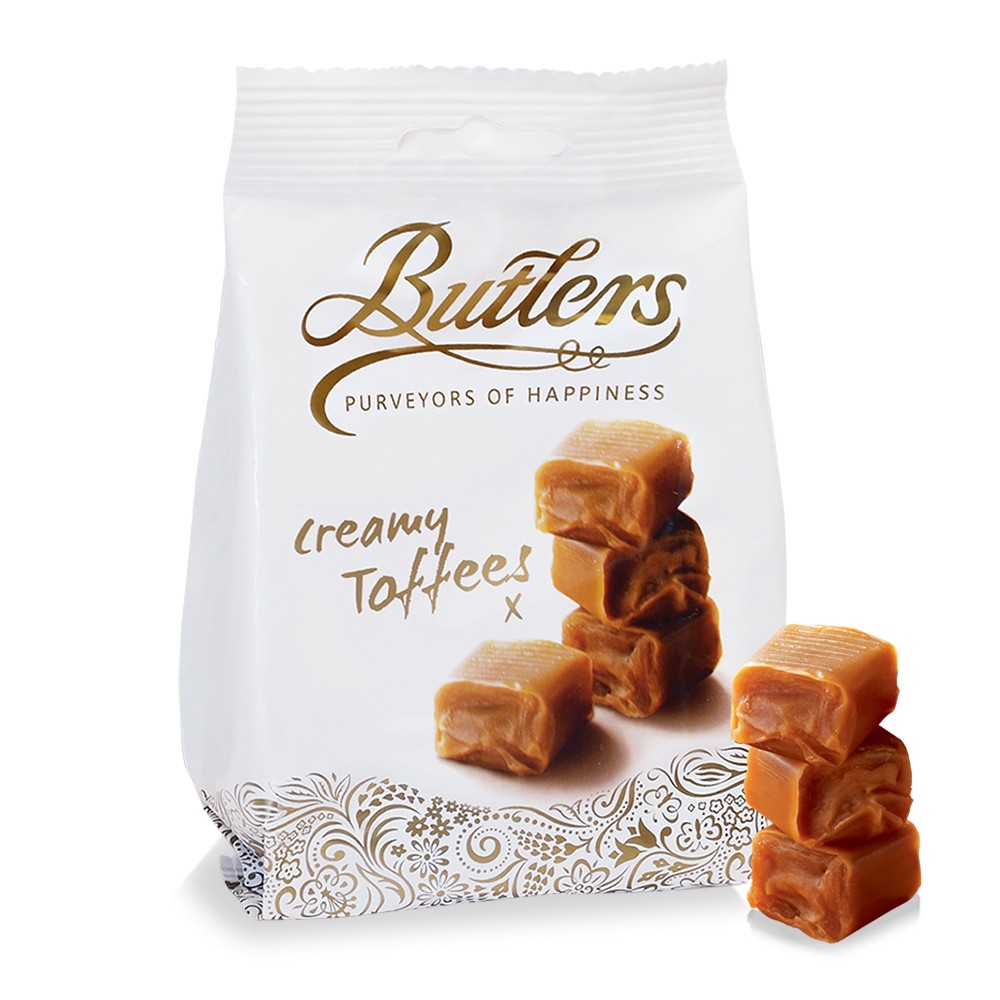 Toffee instead of toffee