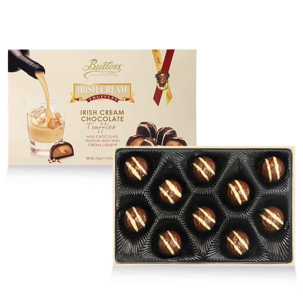 Irish Cream Chocolate Truffles