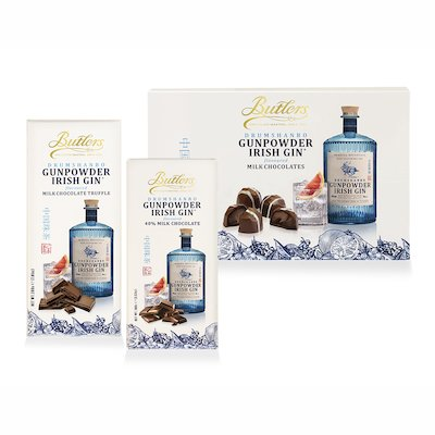 BUNDLE: Drumshanbo Gunpowder Irish Gin® Chocolate Collection