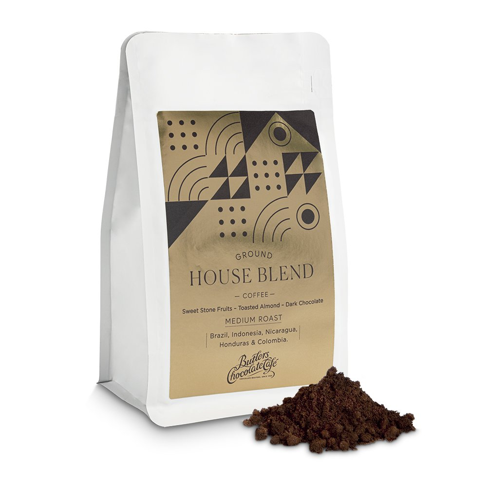 Butlers Chocolate Cafe Fresh Ground Coffee Pack