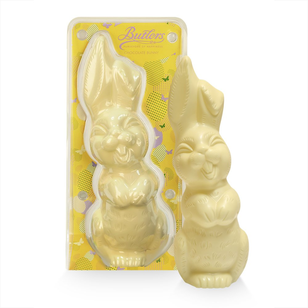 White Chocolate Bunny