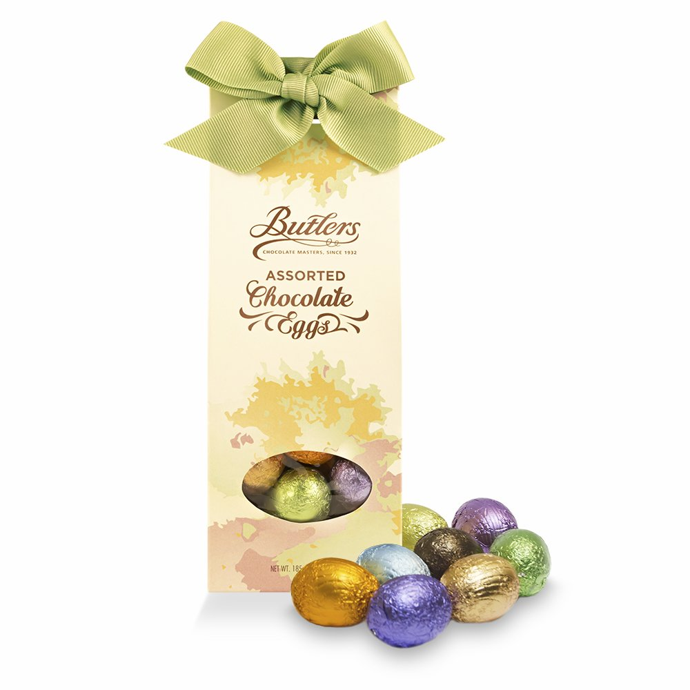 Mini Chocolate Egg Box