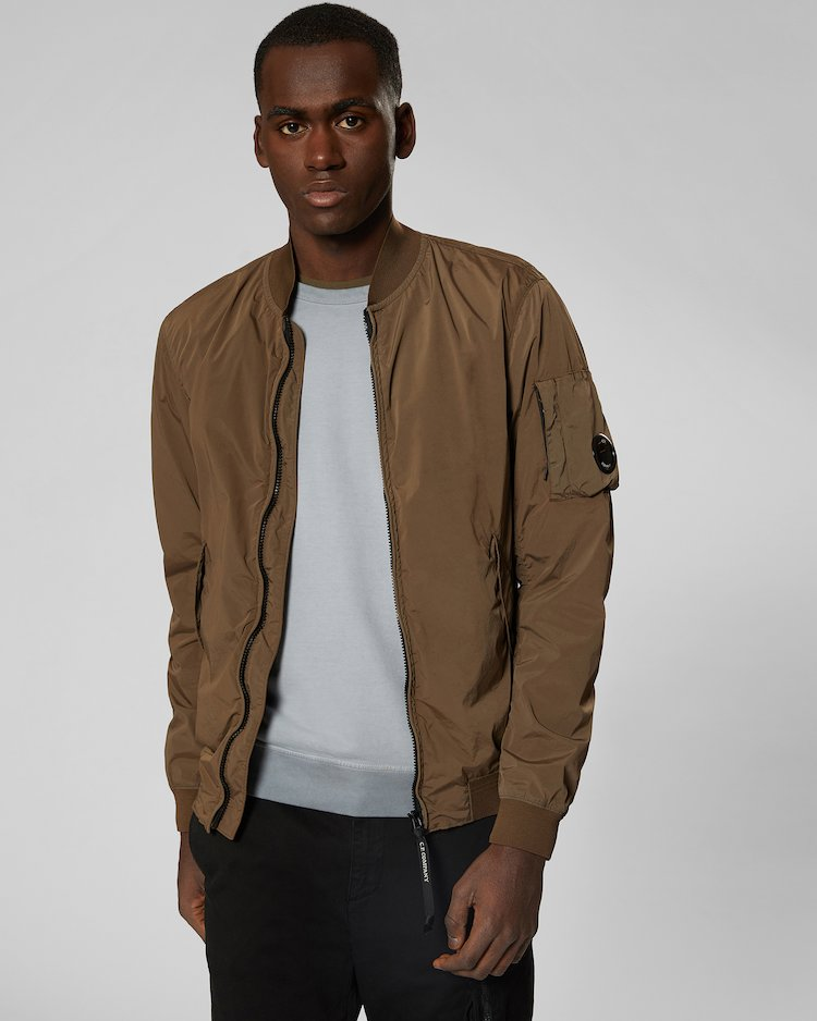 0a3764cc0b Nycra Lens Bomber Jacket in Tarmac
