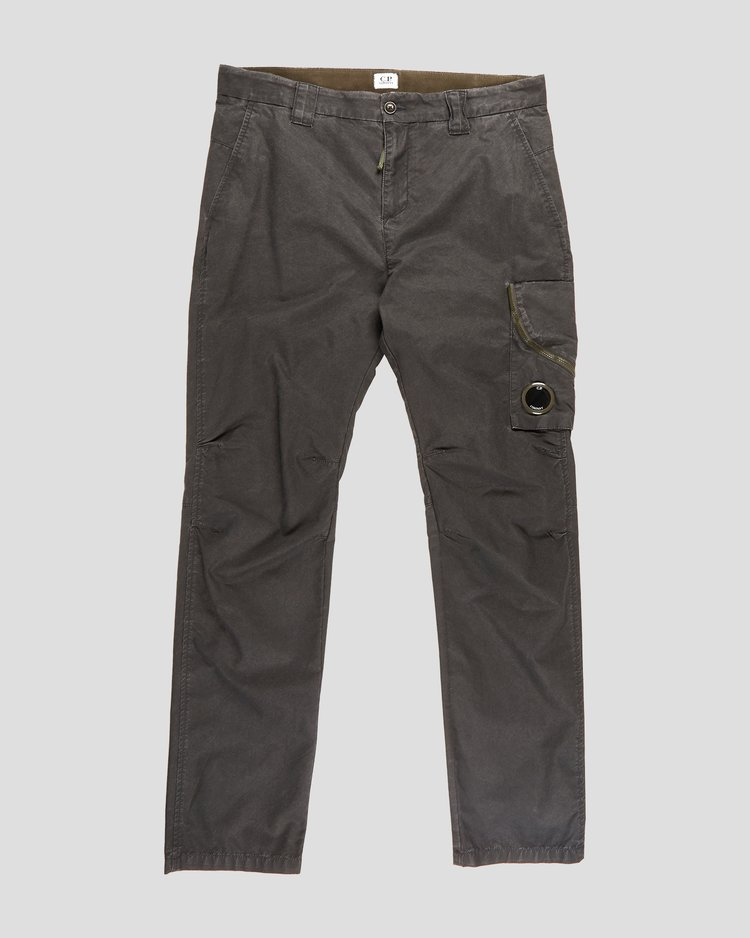 50 Fili Plated Regular Fit Pants