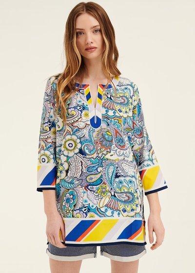 Celia kaftan blouse