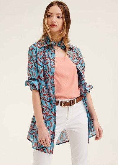 Clothilde cotton shirt