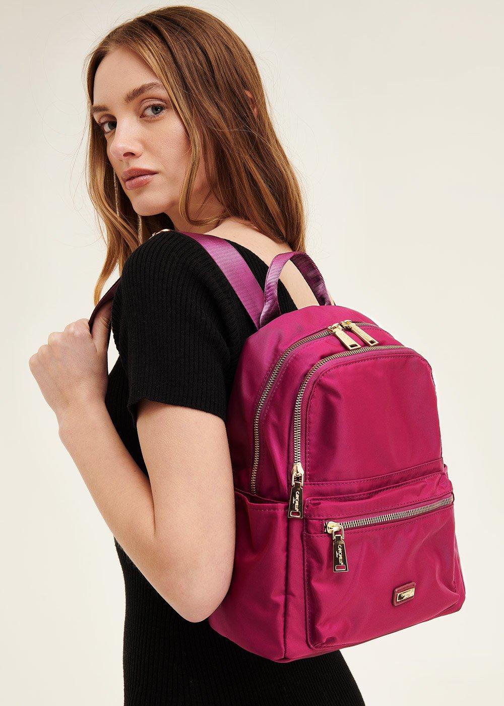 Barney nylon backpack - Dalia - Woman
