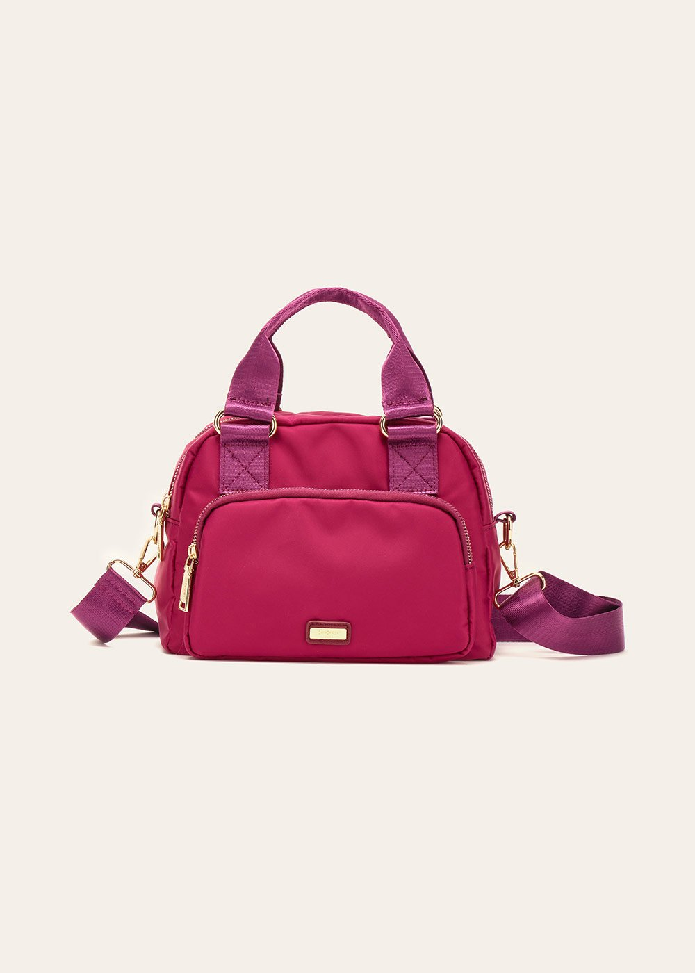 Beky nylon Boston bag - Dalia - Woman