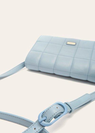 Bridget quilted shoulder bag