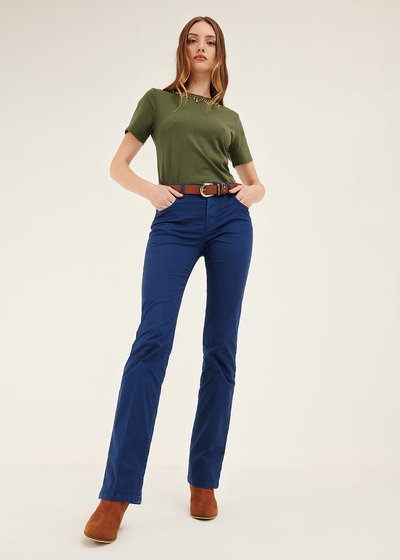 Cindy flared trousers