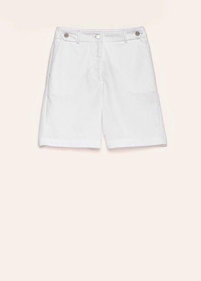 Byron cotton Bermuda shorts