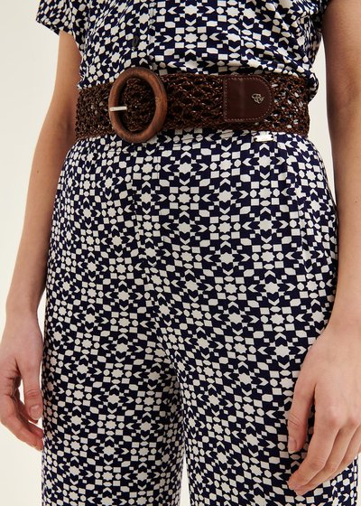 Candys woven belt