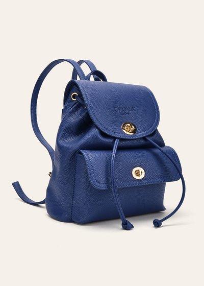 Birger backpack with front pocket