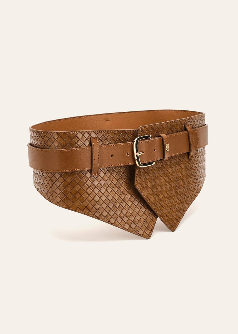 Cintura Charley con corsetto - Pecan - Donna