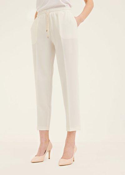 Pantalone Cara con coulisse in vita