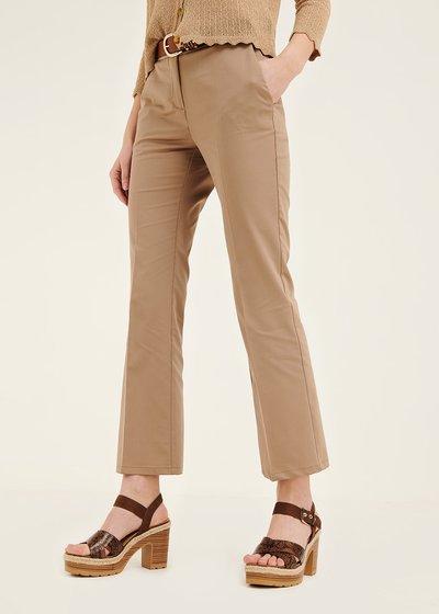 Jacquelin cotton trousers