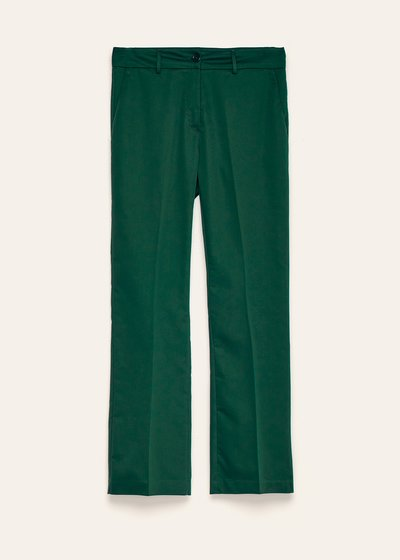 Jacquelin cotton trousers