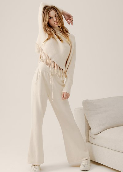 Bootcut Padley trousers with maxi pockets