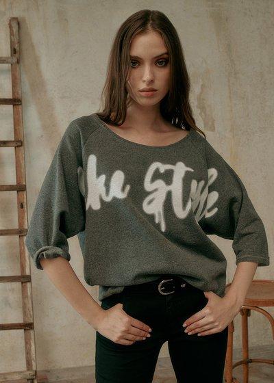 Shay Fleece T-shirt