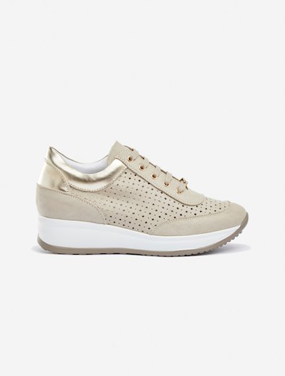 Sheila perforated sneakers