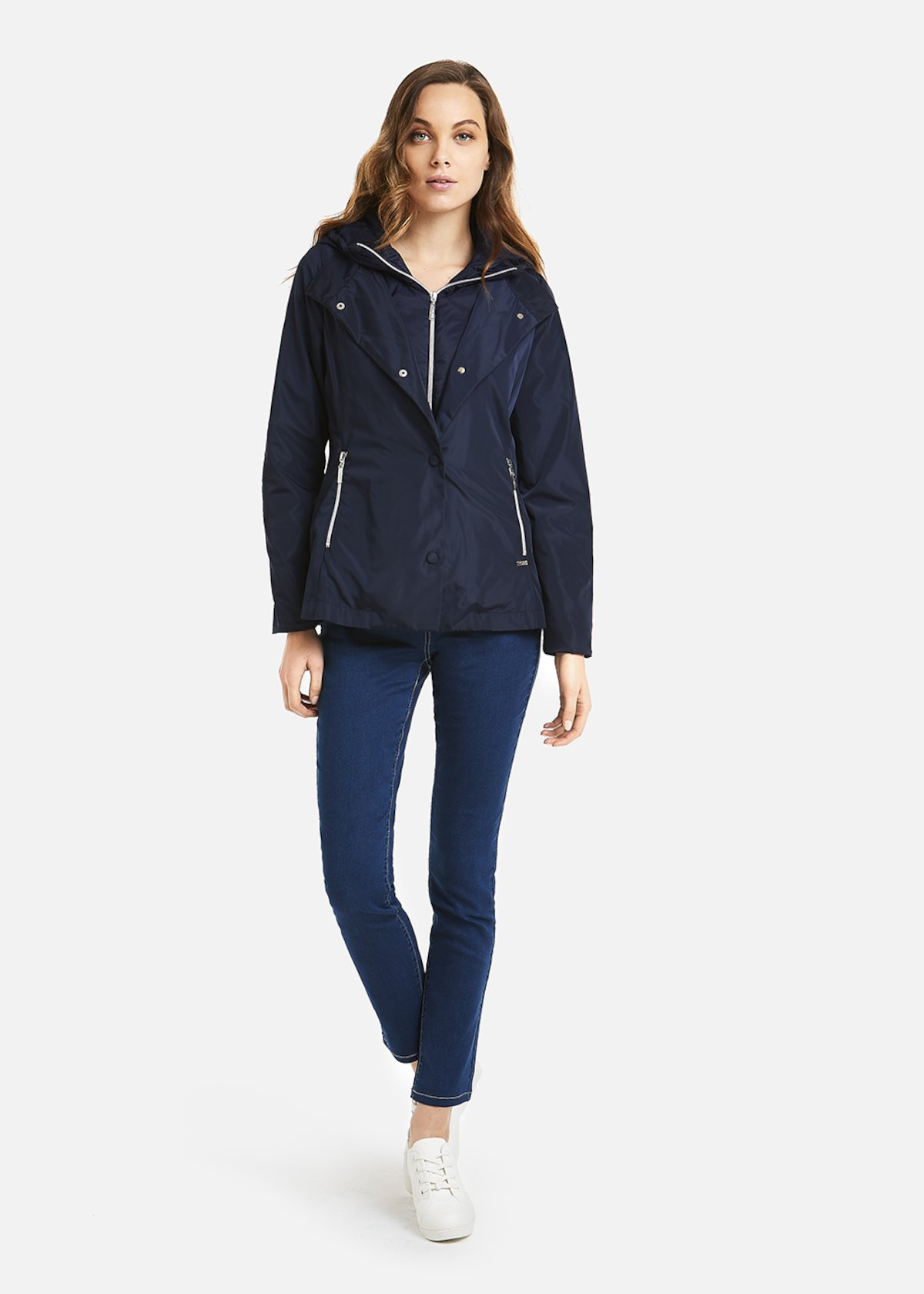 Geremy jacket in taffeta fabric