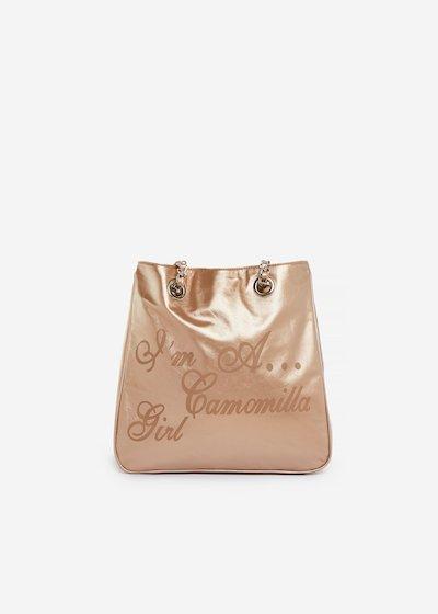 Shopping bag Mini Camo Girl Metal