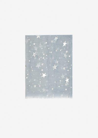 Sellar scarf star pattern