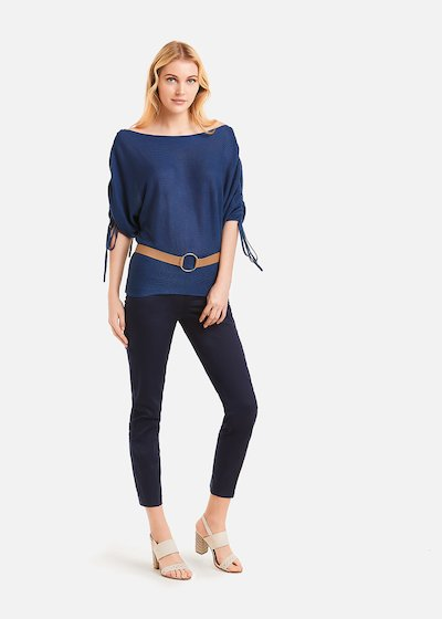 Miky long sleeves t-shirt - Blue