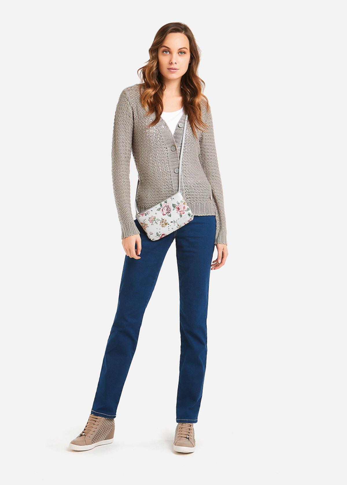 Jaime 5 Pocket slim jeans - Blue