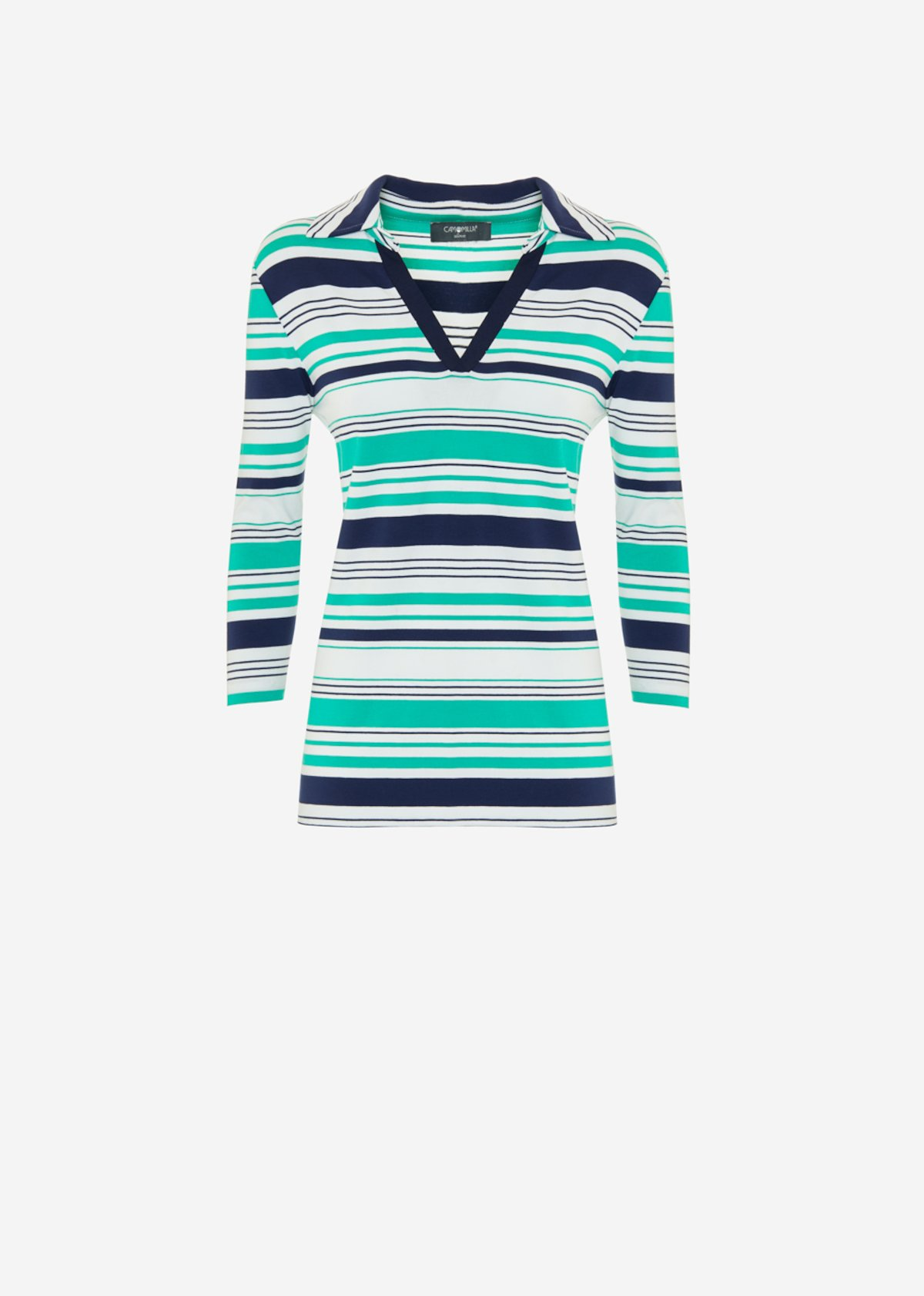 Selyn multicolour striped t-shirt