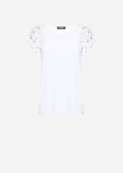 Sadie t-shirt with beads