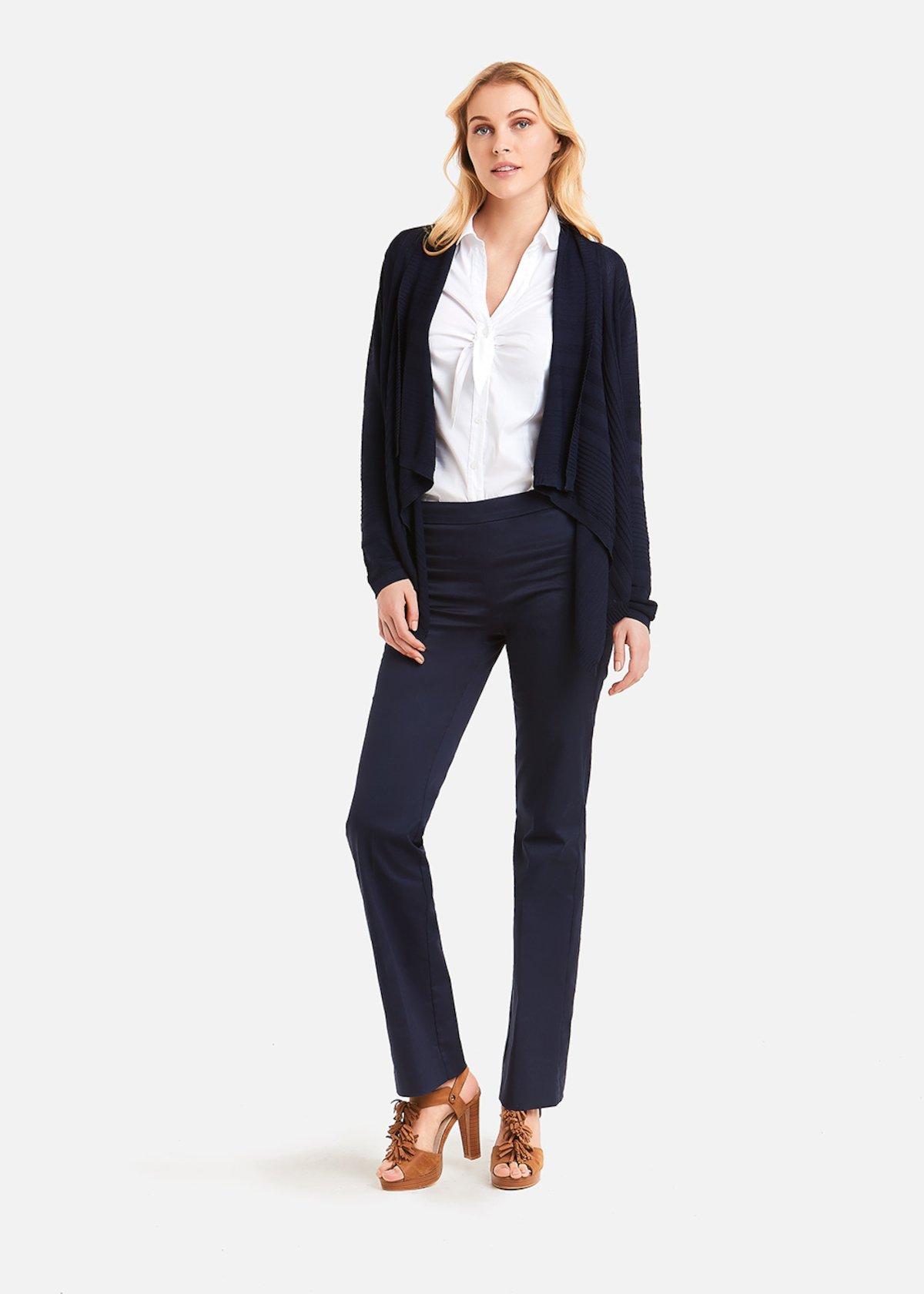 Pantaloni Victoria in cotone