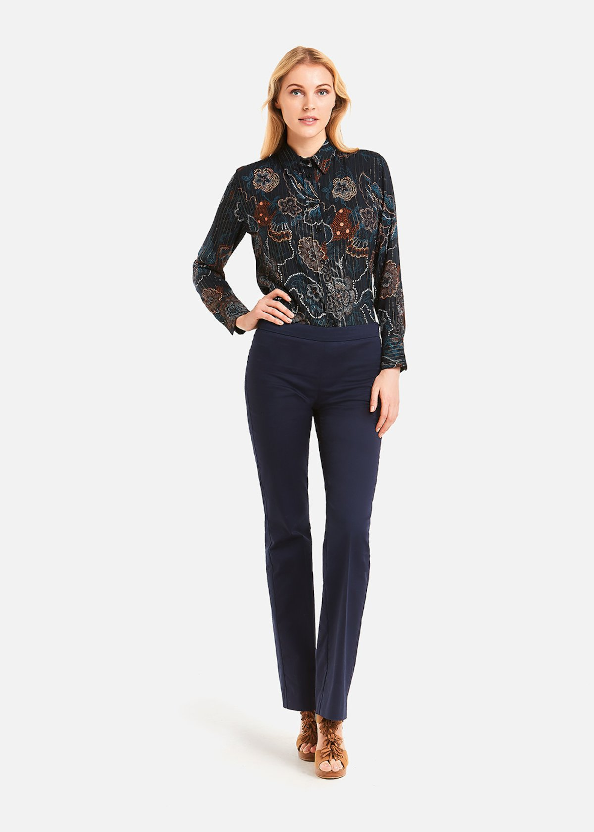 Carrie straight leg trousers