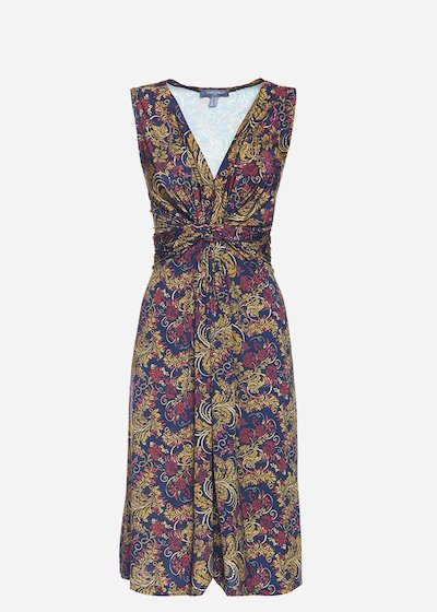 Adel dress with knot detail